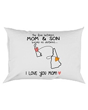 08 29 DE NH Delaware New Hampshire PMS6 Mom Son Rectangular Pillowcase thumbnail