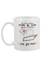 43 42 TX TN Texas Tennessee Mom and Son D1 Mug back