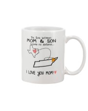 43 42 TX TN Texas Tennessee Mom and Son D1 Mug front