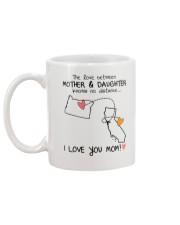 37 05 OR CA Oregon California mother daughter D1 Mug back