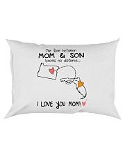 37 09 OR FL Oregon Florida PMS6 Mom Son Rectangular Pillowcase thumbnail