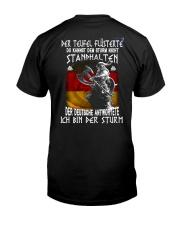 GM Ich bin der sturm Classic T-Shirt thumbnail