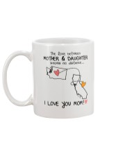 47 05 WA CA Washington California mother daughter  Mug back