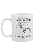 32 47 NY WA New York Washington Mom and Son D1 Mug back