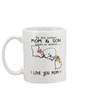 18 22 LA MI Louisiana Michigan Mom and Son D1 Mug back