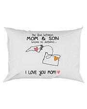 33 37 NC OR North Carolina Oregon PMS6 Mom Son Rectangular Pillowcase thumbnail