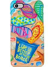 Life is Better at the Beach Phone Case i-phone-7-case