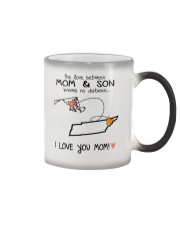20 42 MD TN Maryland Tennessee Mom and Son D1 Color Changing Mug thumbnail