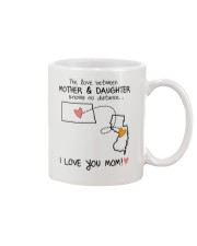 34 30 ND NJ NorthDakota NewJersey mother daughter  Mug front