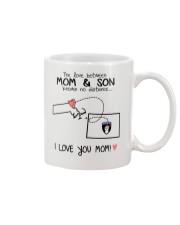 MOM AND SON design of Daniel Madigan Mug front