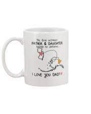 30 02 NJ AK NewJersey Alaska Father Daughter D1 Mug back