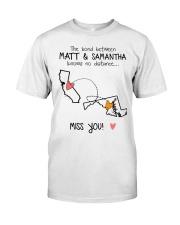 Matt and Samantha Classic T-Shirt thumbnail