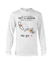 Matt and Samantha Long Sleeve Tee thumbnail