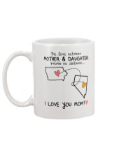 15 28 IA NV Iowa Nevada mother daughter D1 Mug back