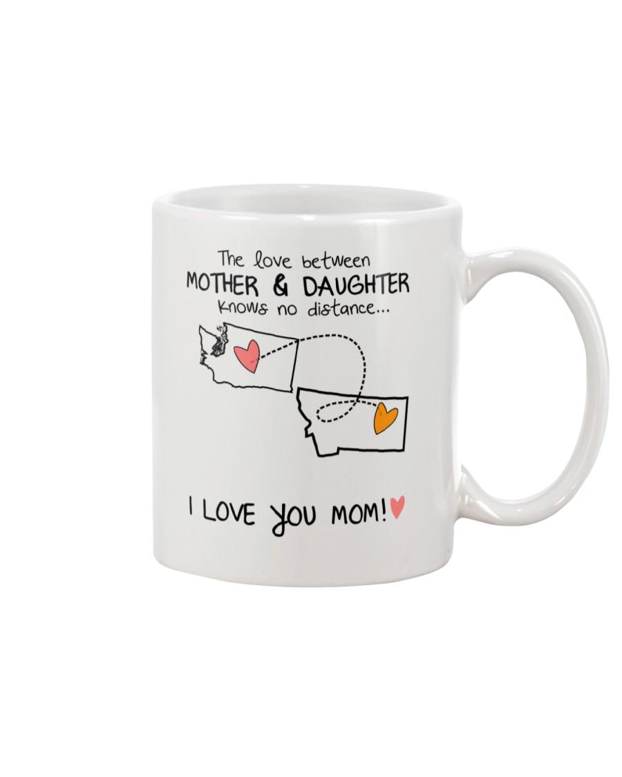 47 26 WA MT Washington Montana mother daughter D1 Mug
