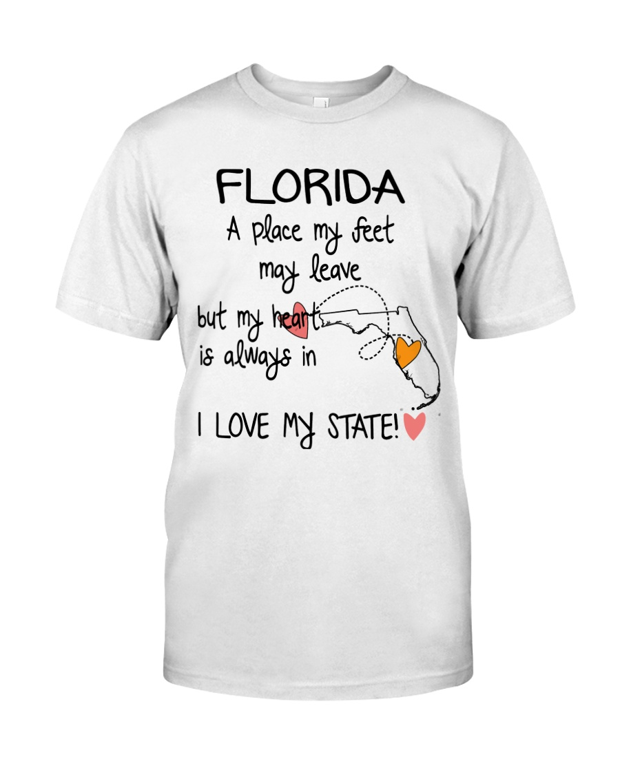 FLORIDA-S2 FOR YOU Classic T-Shirt