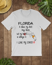 FLORIDA-S2 FOR YOU Classic T-Shirt lifestyle-mens-crewneck-front-18