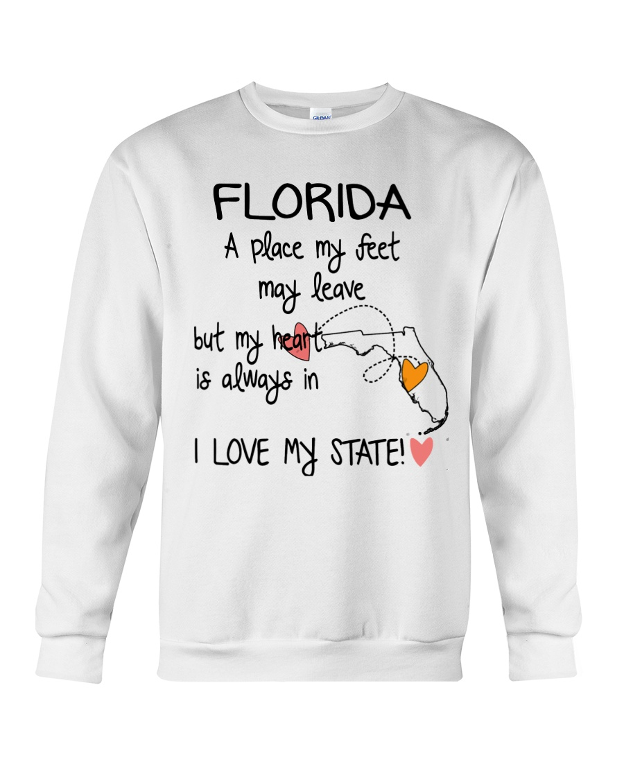 FLORIDA-S2 FOR YOU Crewneck Sweatshirt