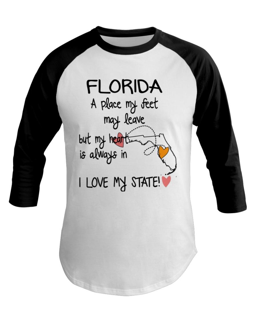 FLORIDA-S2 FOR YOU Baseball Tee
