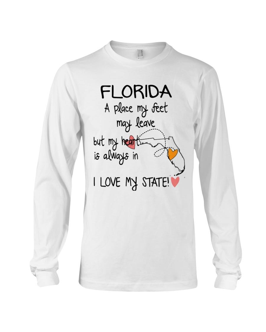 FLORIDA-S2 FOR YOU Long Sleeve Tee