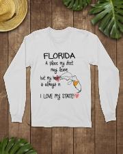 FLORIDA-S2 FOR YOU Long Sleeve Tee lifestyle-unisex-longsleeve-front-7