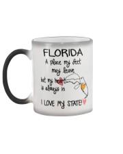 FLORIDA-S2 FOR YOU Color Changing Mug color-changing-left