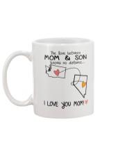 47 28 WA NV Washington Nevada PMS6 Mom Son Mug back
