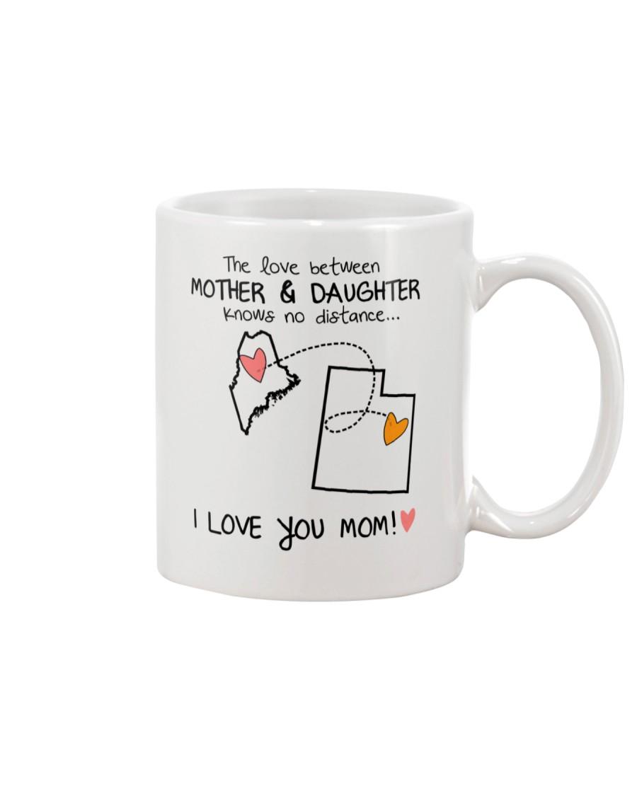 19 44 ME UT Maine Utah mother daughter D1 Mug