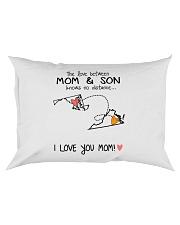 20 46 MD VA Maryland Virginia PMS6 Mom Son Rectangular Pillowcase thumbnail