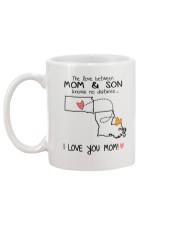 41 18 SD LA South Dakota Louisiana PMS6 Mom Son Mug back