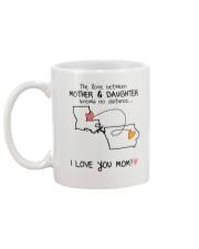18 15 LA IA Louisiana Iowa mother daughter D1 Mug back