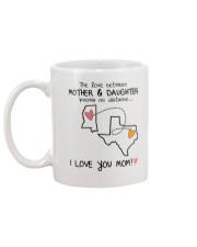 24 43 MS TX Mississippi Texas mother daughter D1 Mug back