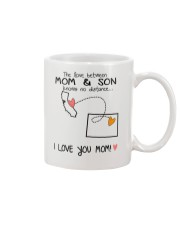 05 06 CA CO California Colorado Mom and Son D1 Mug front