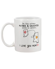 14 24 IN MS Indiana Mississippi mother daughter D1 Mug back