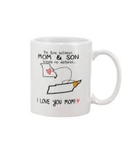 25 42 MO TN Missouri Tennessee Mom and Son D1 Mug front