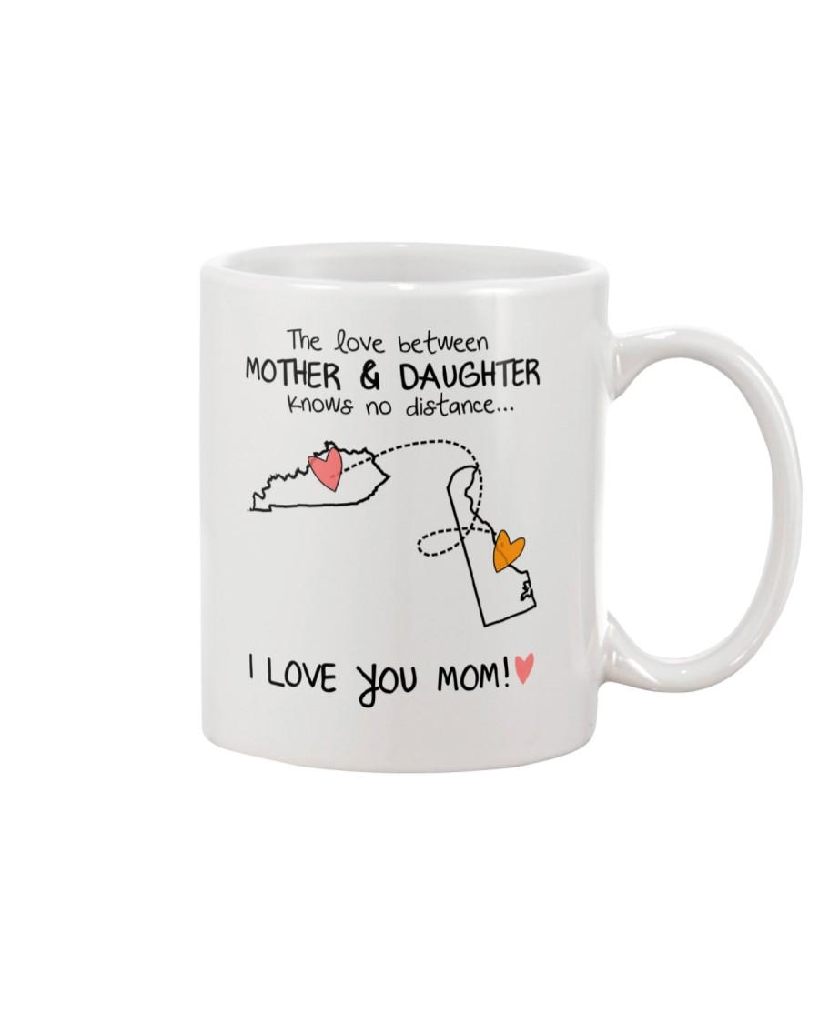17 08 KY DE Kentucky Delaware mother daughter D1 Mug