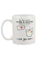 38 35 PA OH Pennsylvania Ohio mother daughter D1 Mug back