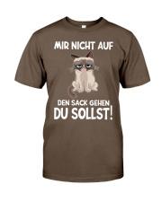 mir nich cat Classic T-Shirt tile