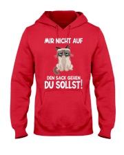 mir nich cat Hooded Sweatshirt thumbnail