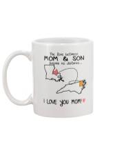 18 33 LA NC Louisiana North Carolina Mom and Son D Mug back