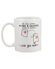 03 01 AZ AL Arizona Alabama mother daughter D1 Mug back