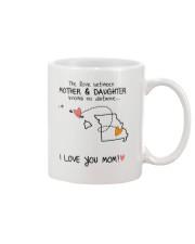11 25 HI MO Hawaii Missouri mother daughter D1 Mug front