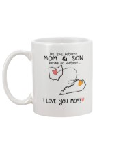 35 17 OH KY Ohio Kentucky Mom and Son D1 Mug back
