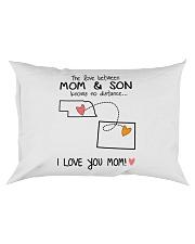 27 06 NE CO Nebraska Colorado PMS6 Mom Son Rectangular Pillowcase tile
