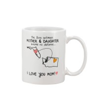 09 47 FL WA Florida Washington mother daughter D1 Mug front