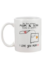 42 31 TN NM Tennessee New Mexico Mom and Son D1 Mug back