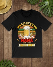 Promoted to Nana est 2020 Beer me Classic T-Shirt lifestyle-mens-crewneck-front-18