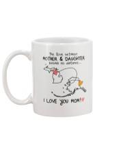 22 02 MI AK Michigan Alaska mother daughter D1 Mug back
