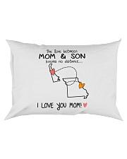 08 25 DE MO Delaware Missouri PMS6 Mom Son Rectangular Pillowcase thumbnail