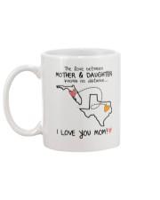 09 43 FL TX Florida Texas mother daughter D1 Mug back